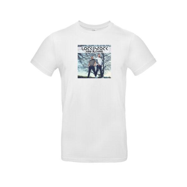 T Shirt White Front copy